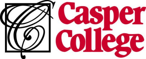 Logo of Casper College for our ranking of top online associate's in agriculture