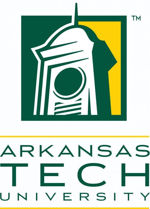 Logo for Arkansas Tech for our ranking of early childhood development associate's degrees
