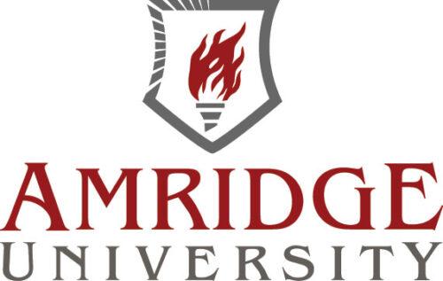 Logo of Amridge University for our ranking of top associate's in HR
