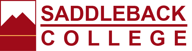 Logo of Saddleback College for our ranking of associate's in retail management