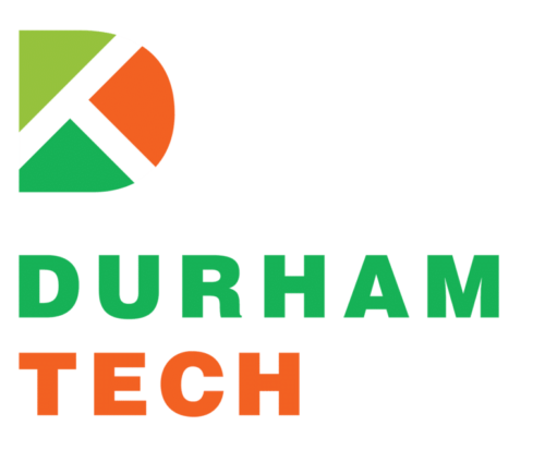 Logo of Durham Tech for our ranking of associate's in public safety