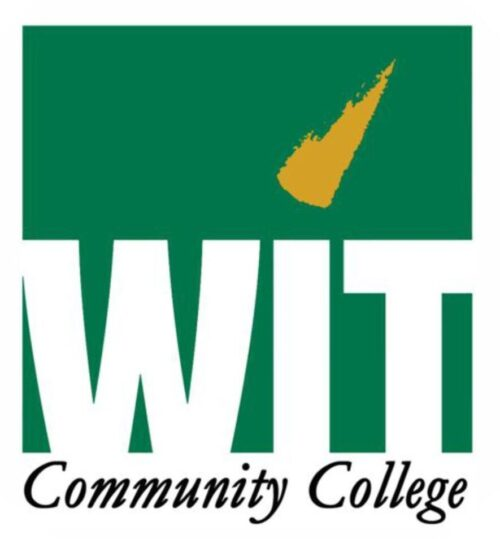 Logo of WIT Community College for our ranking of top associate's in HR