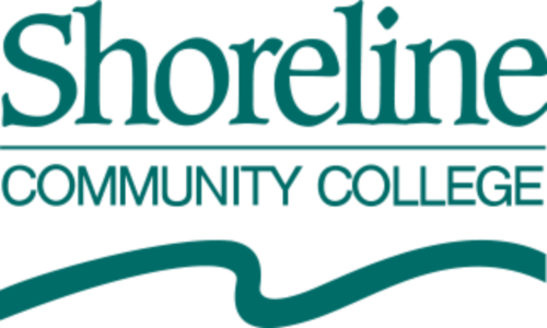 Logo of Shoreline Community College for our ranking of associate's in retail management