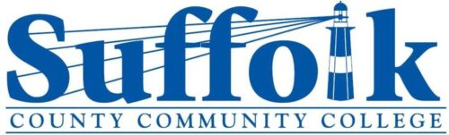 Logo of Suffolk County Community College for our ranking of associate's in retail management