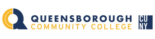 Logo for Queensborough Community College for our ranking of public health associate's