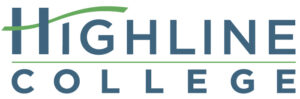 Logo of Highline College for our ranking of top small business management associate's degrees