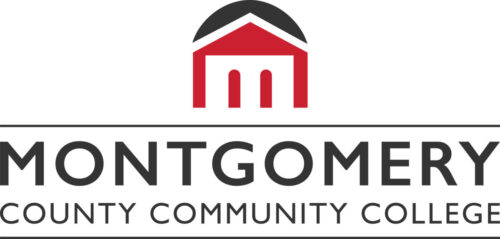 Logo for Montgomery County Community College for our ranking of public health associate's