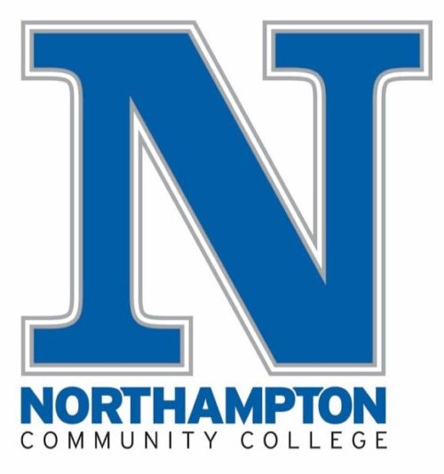 Logo for Northampton Community College for our ranking of public health associate's