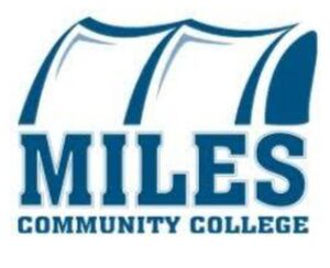 Logo of Miles Community College for our ranking of top small business management associate's degrees