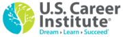 Logo of US Career Institute for our ranking of top online trade schools