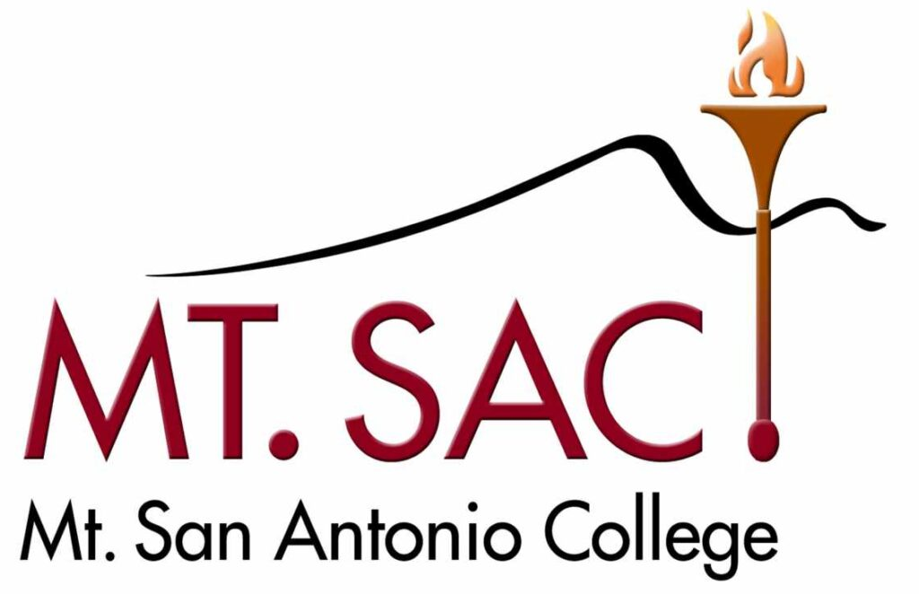 Logo of Mt. Sac for our ranking of Affordable Animation Degrees