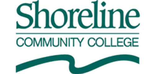 Logo of Shoreline CC for our ranking of Affordable Animation Degrees