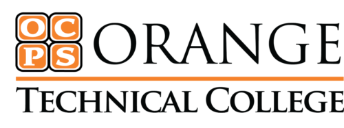 Logo of Orange Technical College for our ranking of top auto mechanic certificate