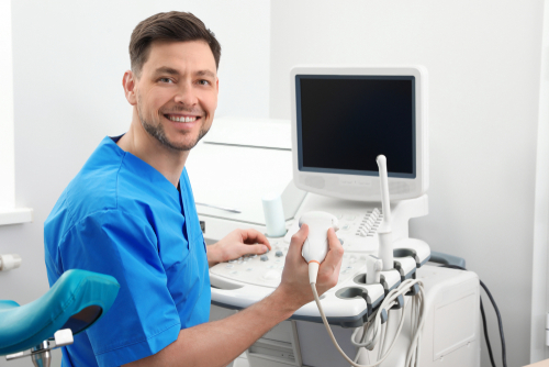 Image for our FAQ on Can I Become a Diagnostic Medical Sonographer with an Associate's Degree?