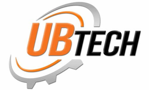 Logo of UB Tech for our ranking of top auto mechanic certificate