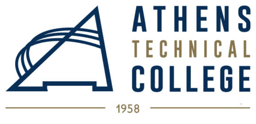 Logo of Athens Technical College for our ranking of best associate's in auto tech