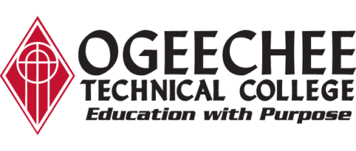 Logo of Ogeechee Tech for our ranking of best certificates in carpentry