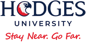 Logo of Hodges University for our ranking of paralegal studies associate's