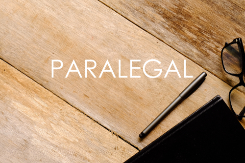 paralegal duties