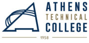 a logo of Athens Technical College for our ranking of Veterinary Tech Associate's programs