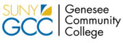 a logo of Genesee Community College for our ranking of Veterinary Tech Associate's programs