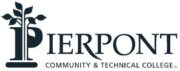 a logo of Pierpont Community College for our ranking of Veterinary Tech Associate's programs