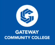 A logo of Gateway Community College - Central City for our ranking of Massage Therapy certificate programs