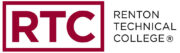 A logo of Renton Technical College for our ranking of Massage Therapy certificate programs