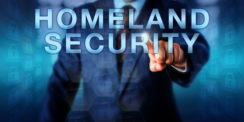homeland security job