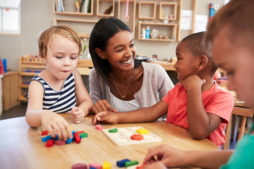 early childhood education careers
