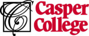 This image shows the logo for Casper College for our ranking of affordable online fire science associate's degrees.