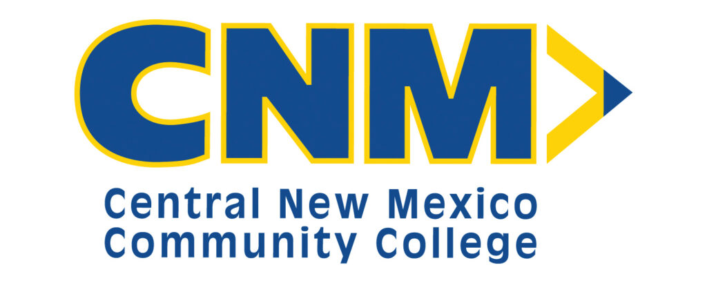 This image shows the logo for Central New Mexico Community College for our ranking of affordable online fire science associate's degrees.