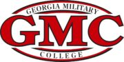 an image of the Georgia Military College logo for our article about social work associate's degrees