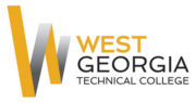 This image shows the logo for West Georgia Technical College for our ranking of affordable online fire science associate's degrees.