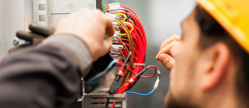 become an electrical technician