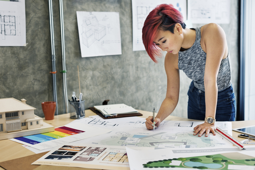 interior design degrees